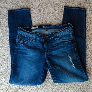 Kut from the Kloth Catherine boyfriend jeans sz 4
